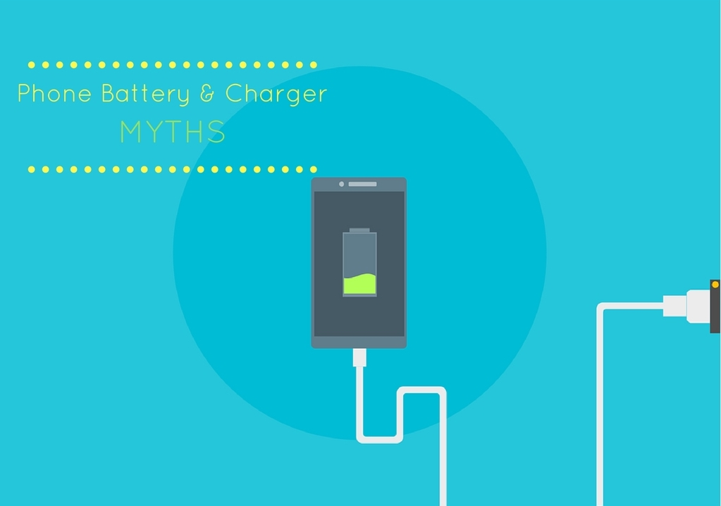 phone batteries and charging