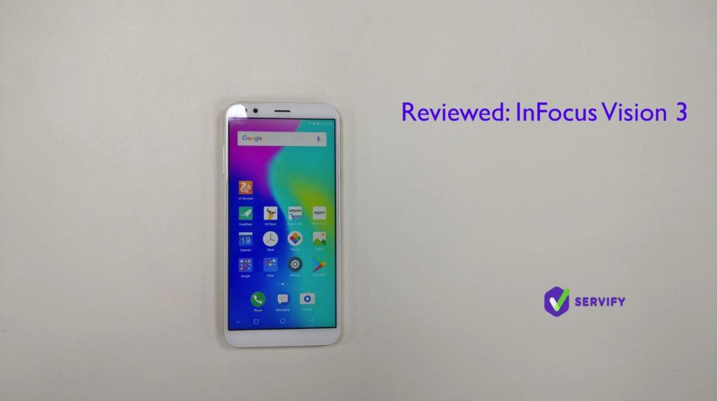InFocus Vision 3 Review